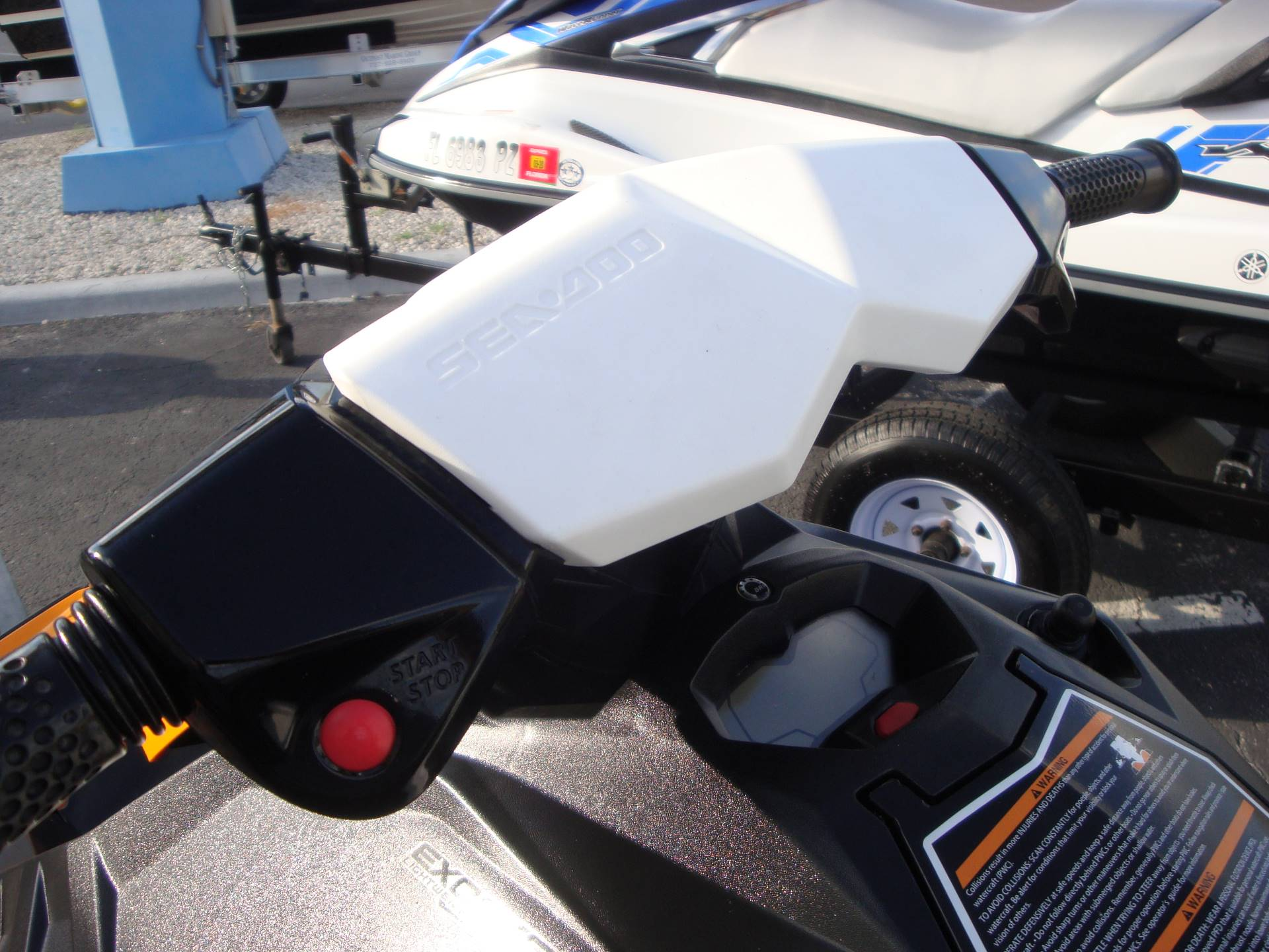 2015 Sea-Doo Spark 2up Rotax® 900 ACE™ in Holiday, Florida - Photo 11