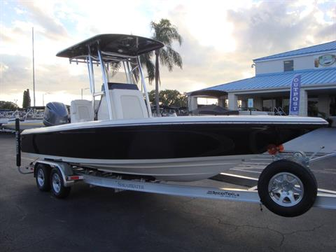 2019 ShearWater 250 Carolina Bay TE in Holiday, Florida