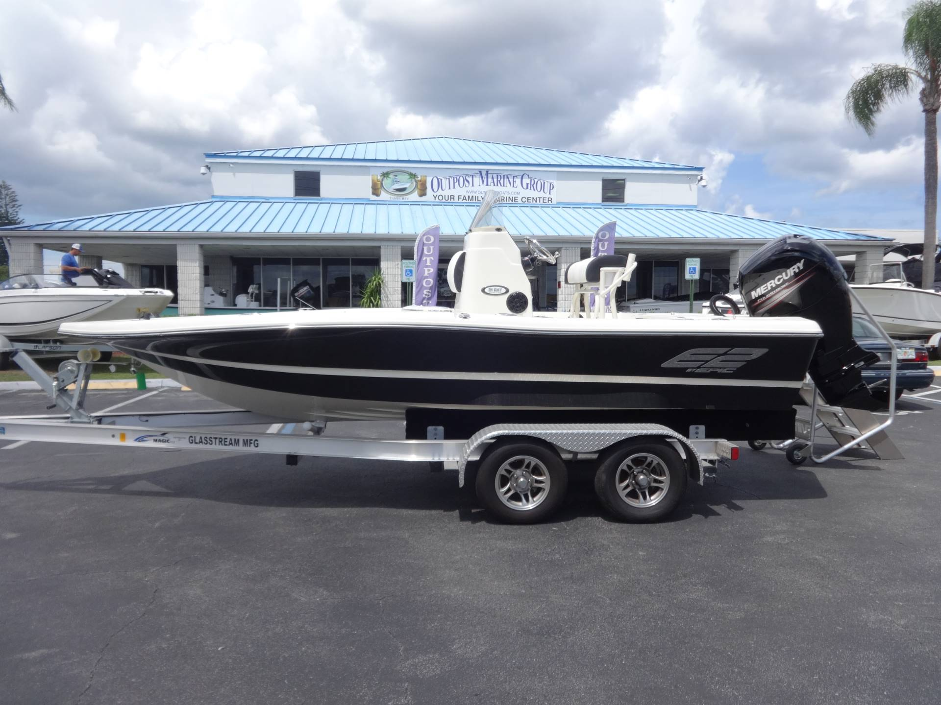 2019 Epic 21 SC Bay Boat in Holiday, Florida