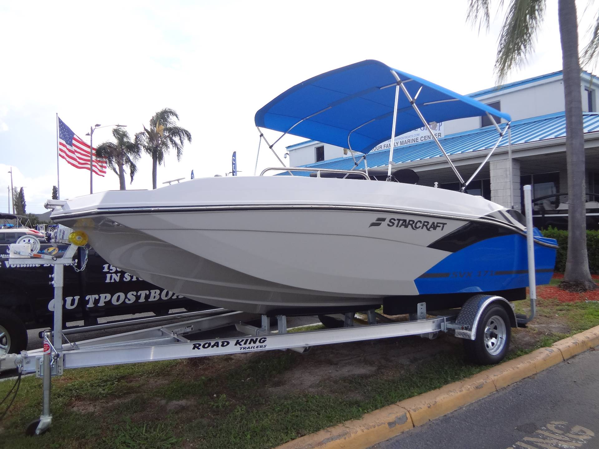 2020 Starcraft SVX 171 in Holiday, Florida - Photo 1
