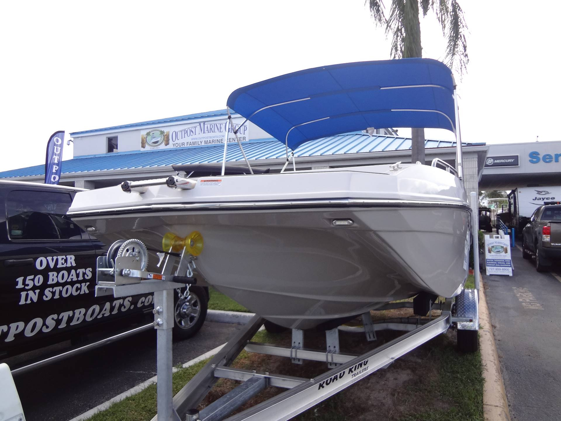 2020 Starcraft SVX 171 in Holiday, Florida - Photo 3