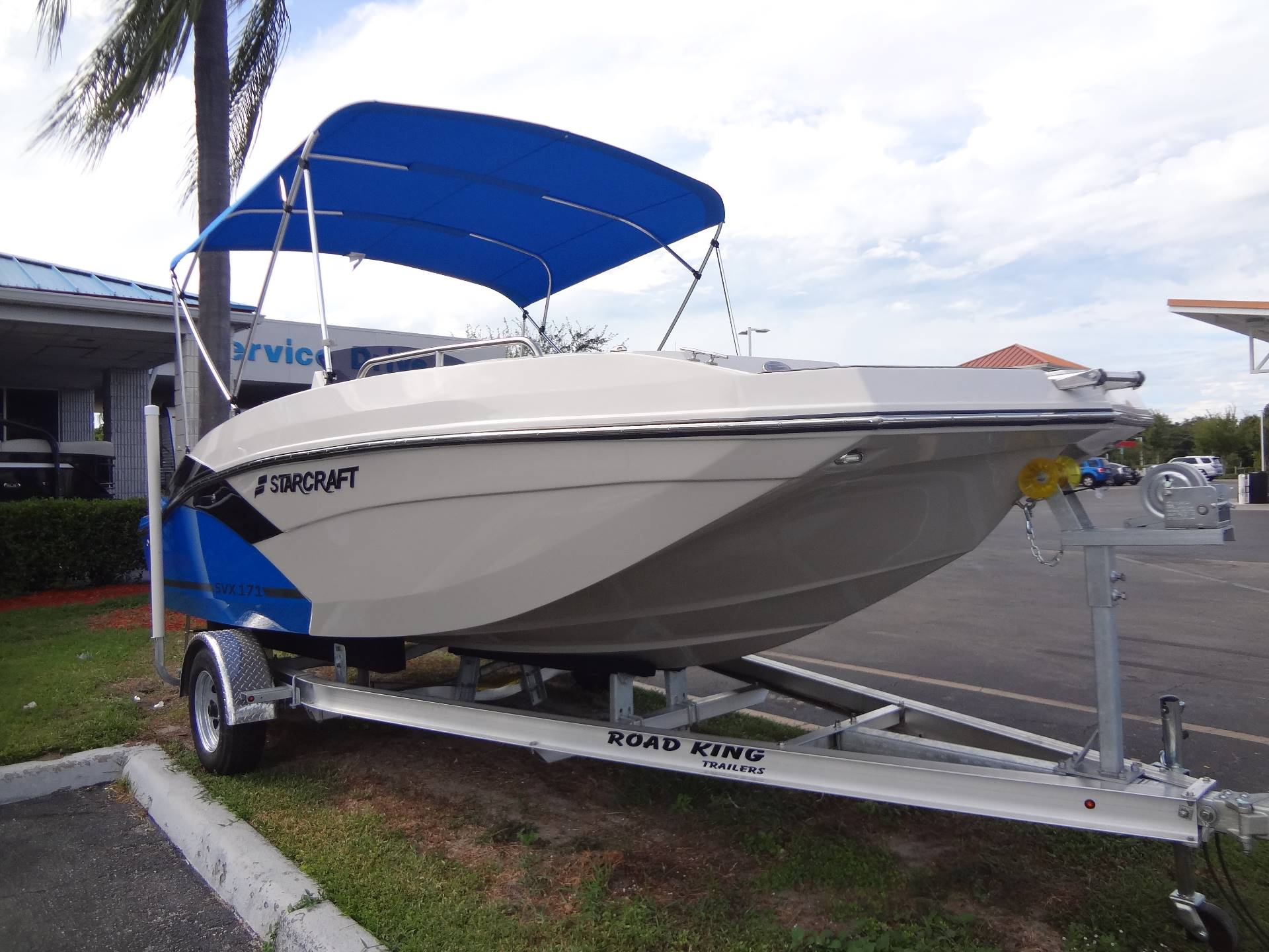 2020 Starcraft SVX 171 in Holiday, Florida - Photo 6