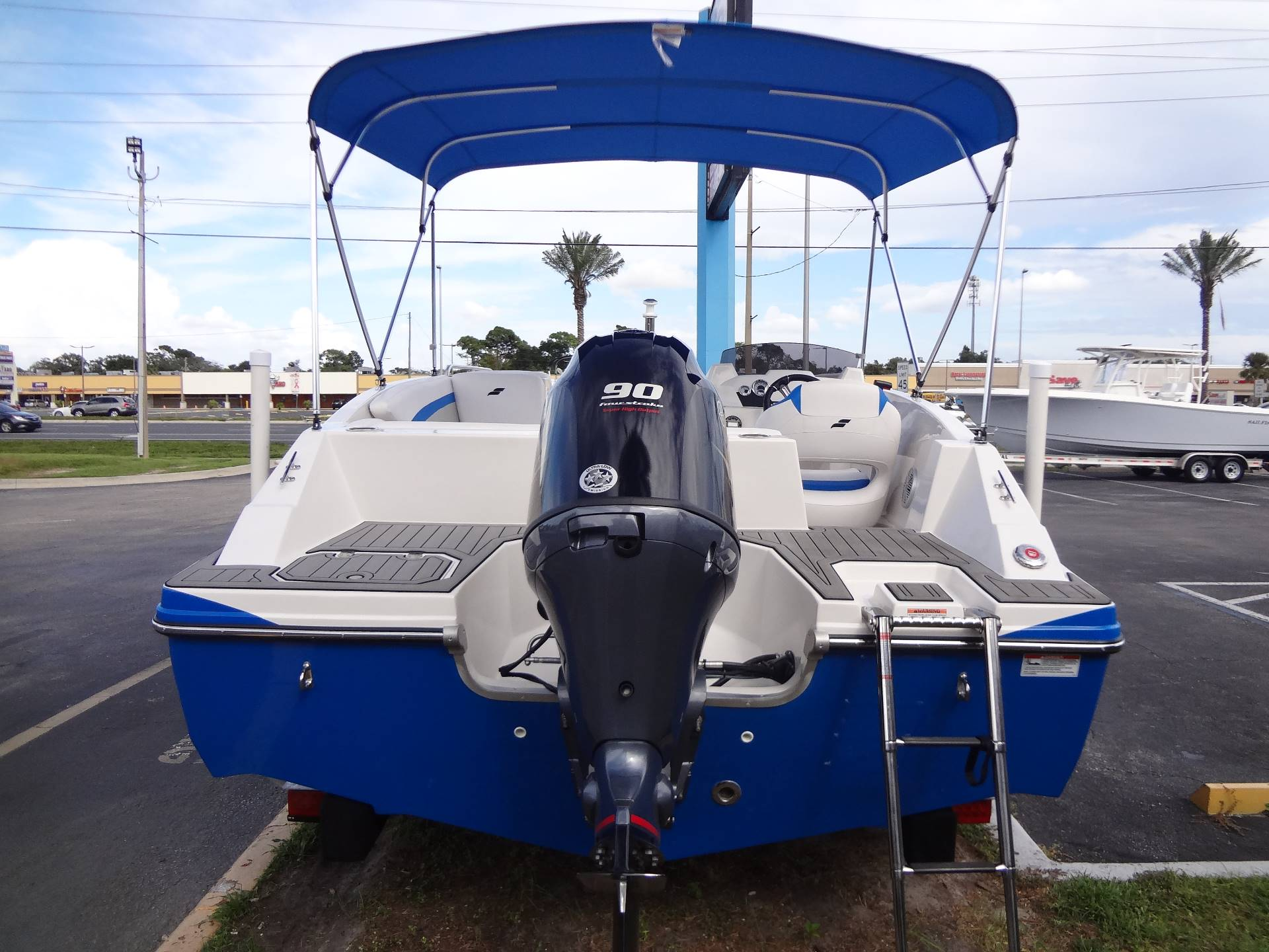 2020 Starcraft SVX 171 in Holiday, Florida - Photo 12