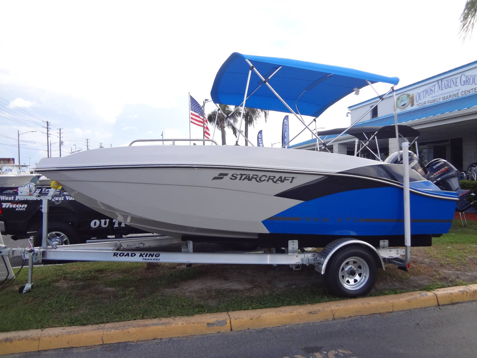 2020 Starcraft SVX 171 in Holiday, Florida - Photo 17