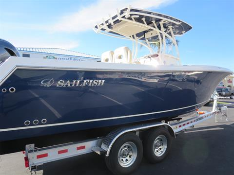 2017 Sailfish 290 CC in Holiday, Florida
