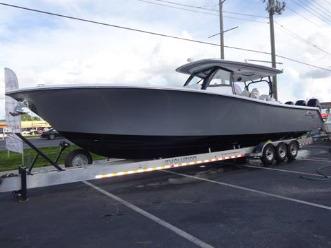 2019 BlackWater Boats 2019 Blackwater 43 SportFish in Holiday, Florida