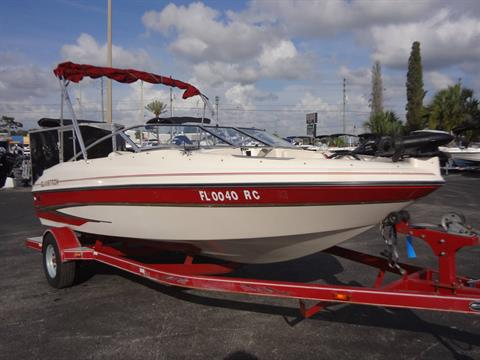 2002 Glastron GX 185 Ski & Fish in Holiday, Florida