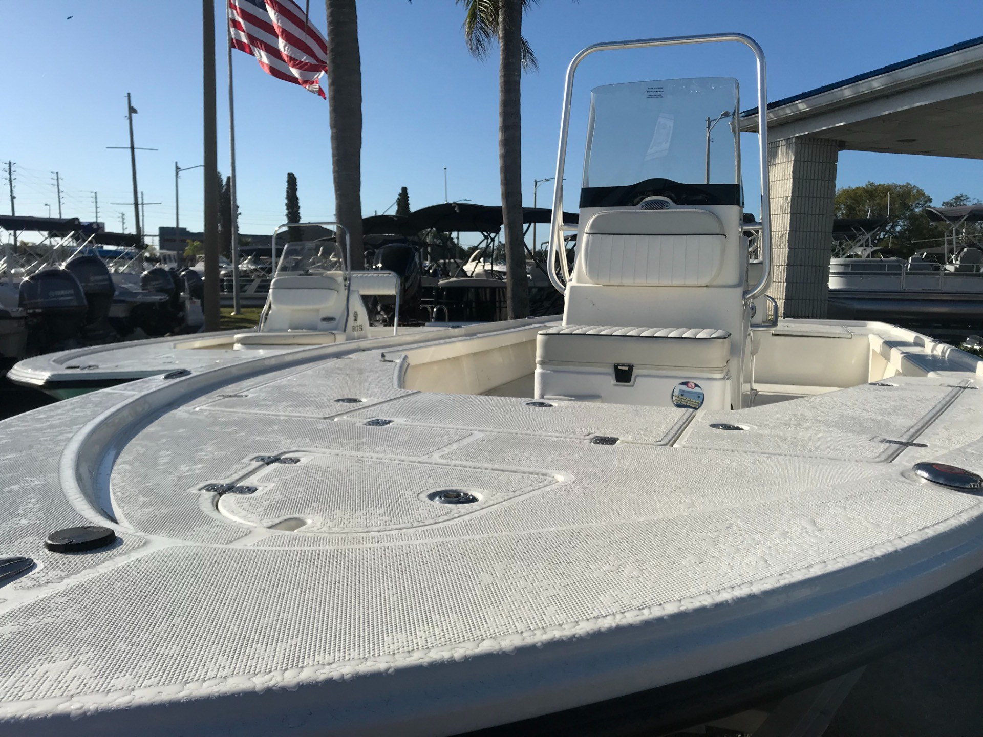 2017 Mako 21 LTS in Holiday, Florida