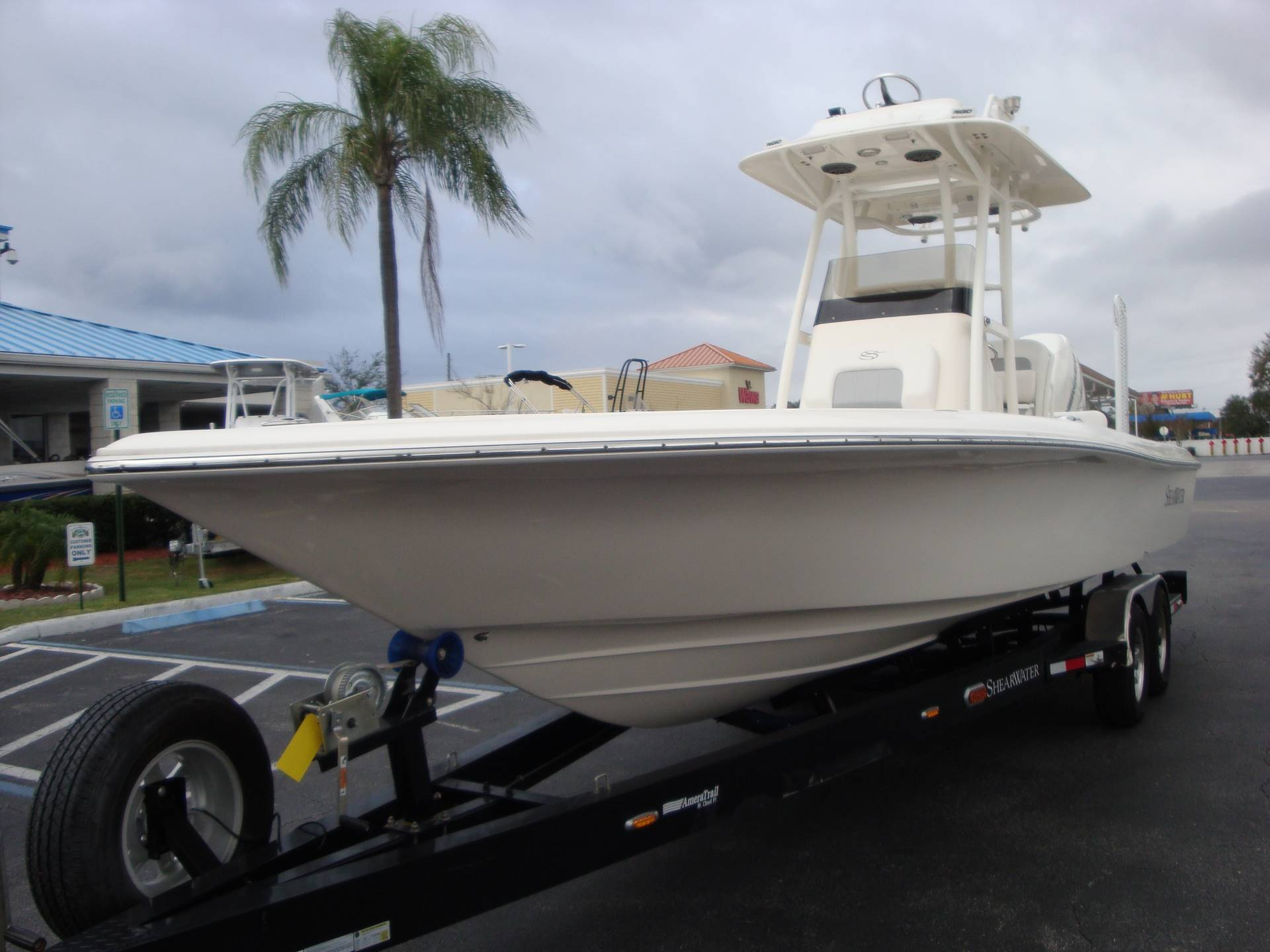 2018 ShearWater 270 Carolina Flare in Holiday, Florida - Photo 2