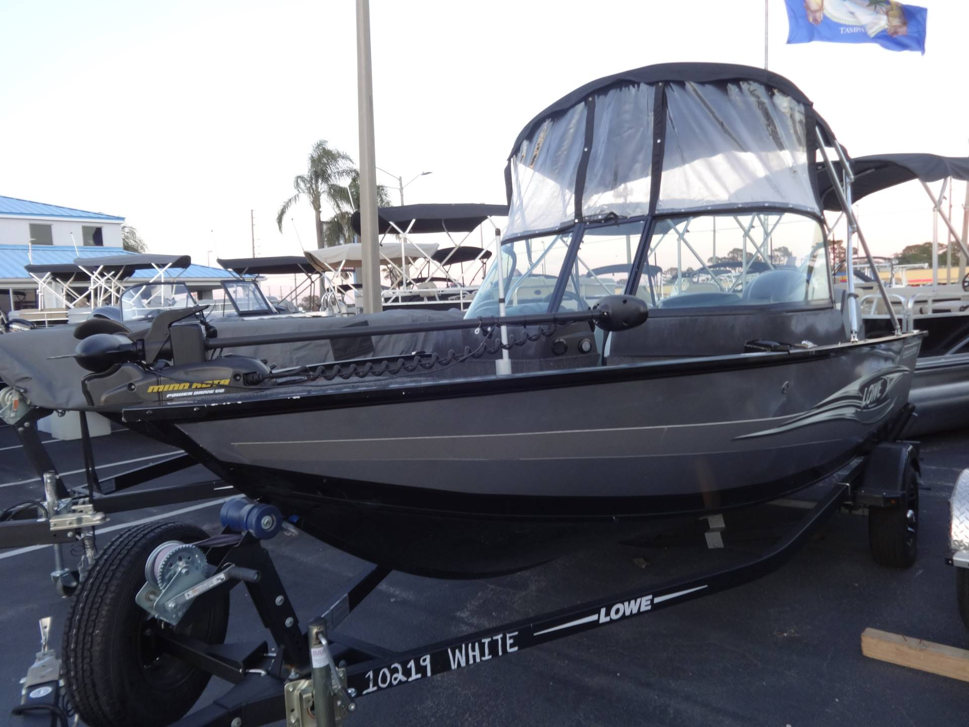 2016 Lowe FM 165 Pro WT in Holiday, Florida