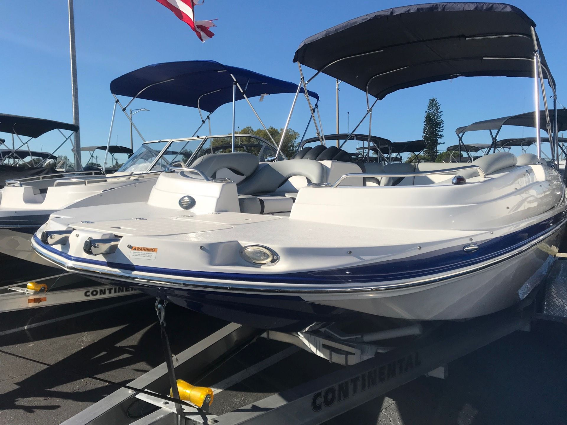 2013 Starcraft Star Step 220 I/O in Holiday, Florida