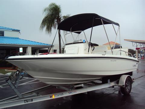 2010 Boston Whaler 180 Dauntless in Holiday, Florida