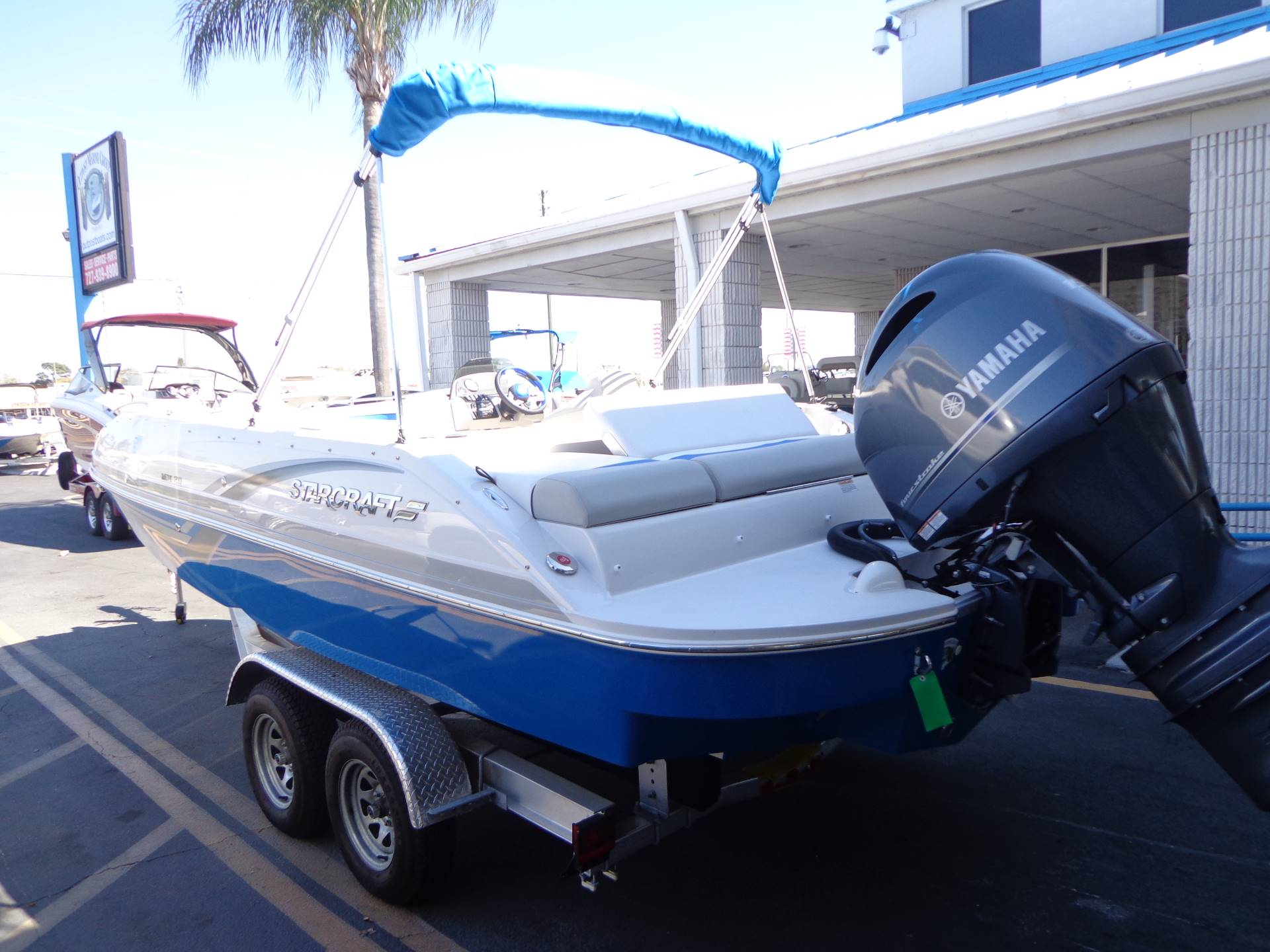2017 Starcraft MDX211E-OB in Holiday, Florida