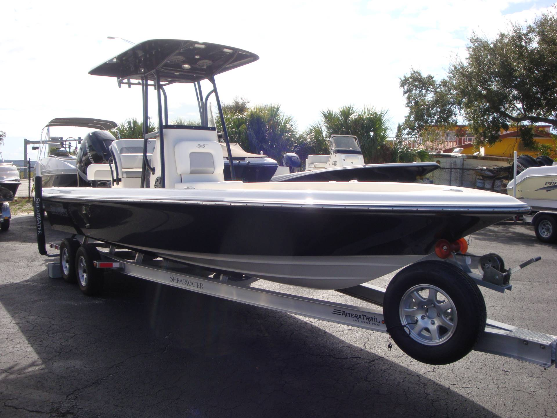 2019 ShearWater 25 FS in Holiday, Florida