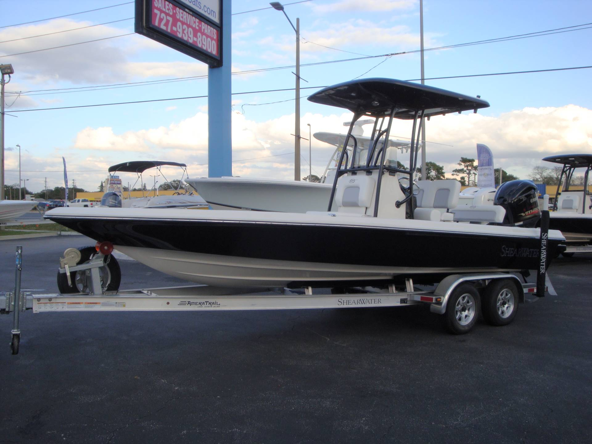 2019 ShearWater 23LTZ in Holiday, Florida - Photo 6