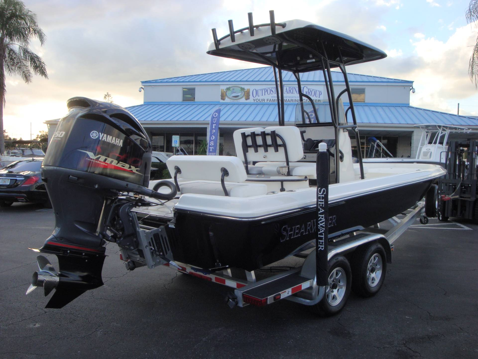 2019 ShearWater 23LTZ in Holiday, Florida - Photo 14