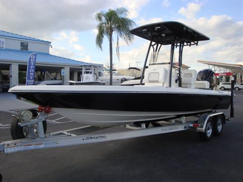 2019 ShearWater 23LTZ in Holiday, Florida