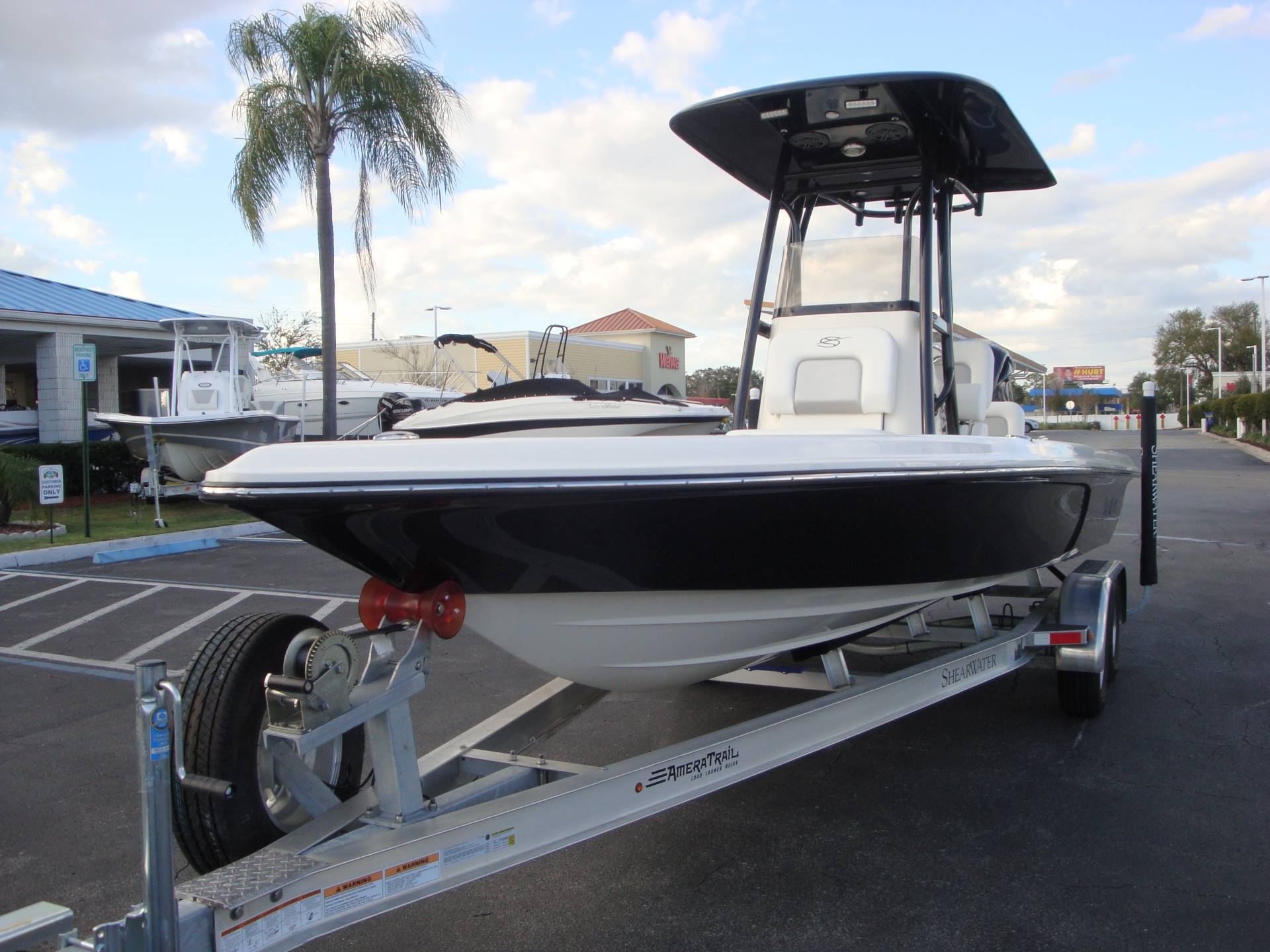 2019 ShearWater 23LTZ in Holiday, Florida - Photo 2