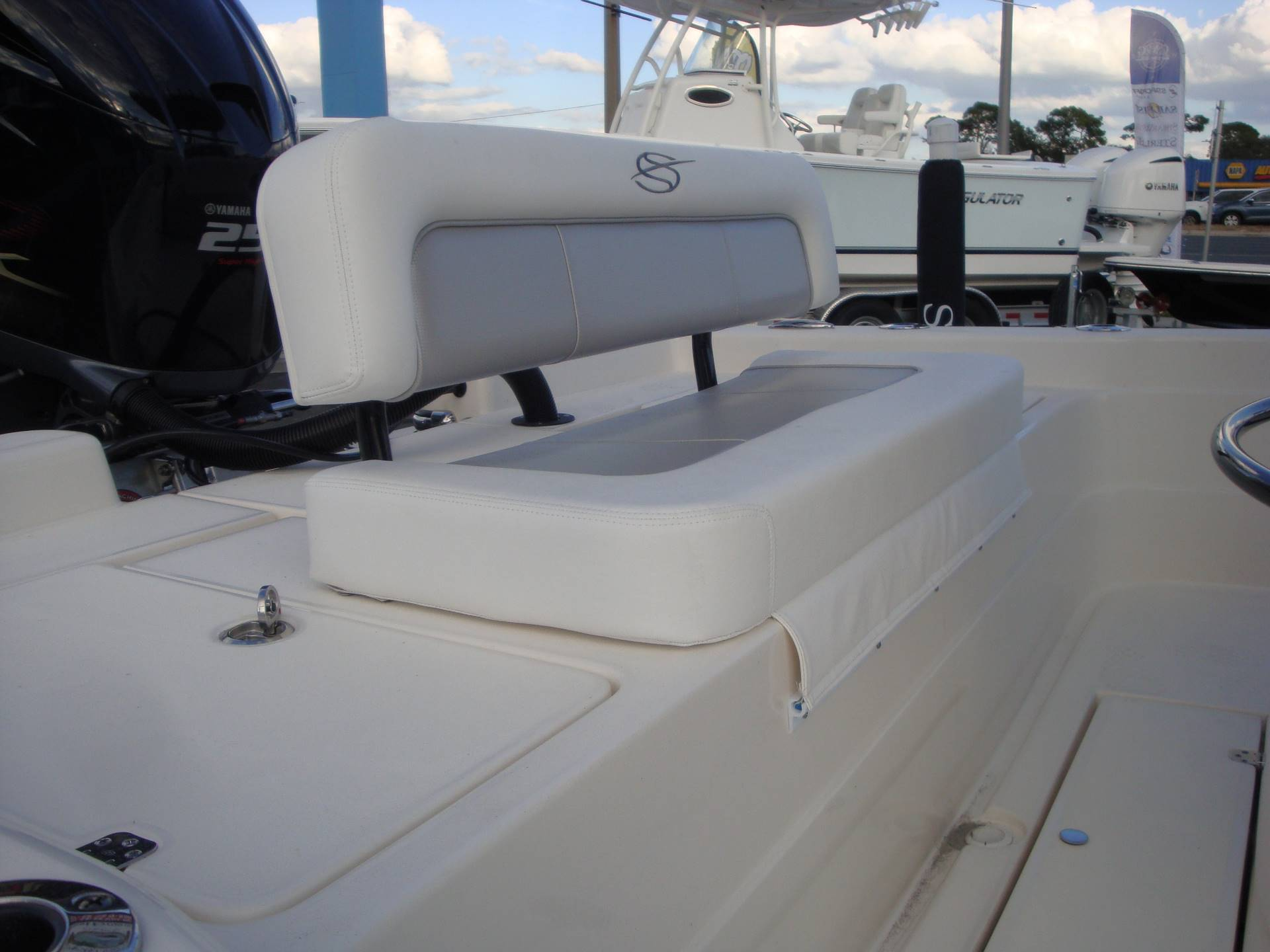 2019 ShearWater 23LTZ in Holiday, Florida - Photo 26