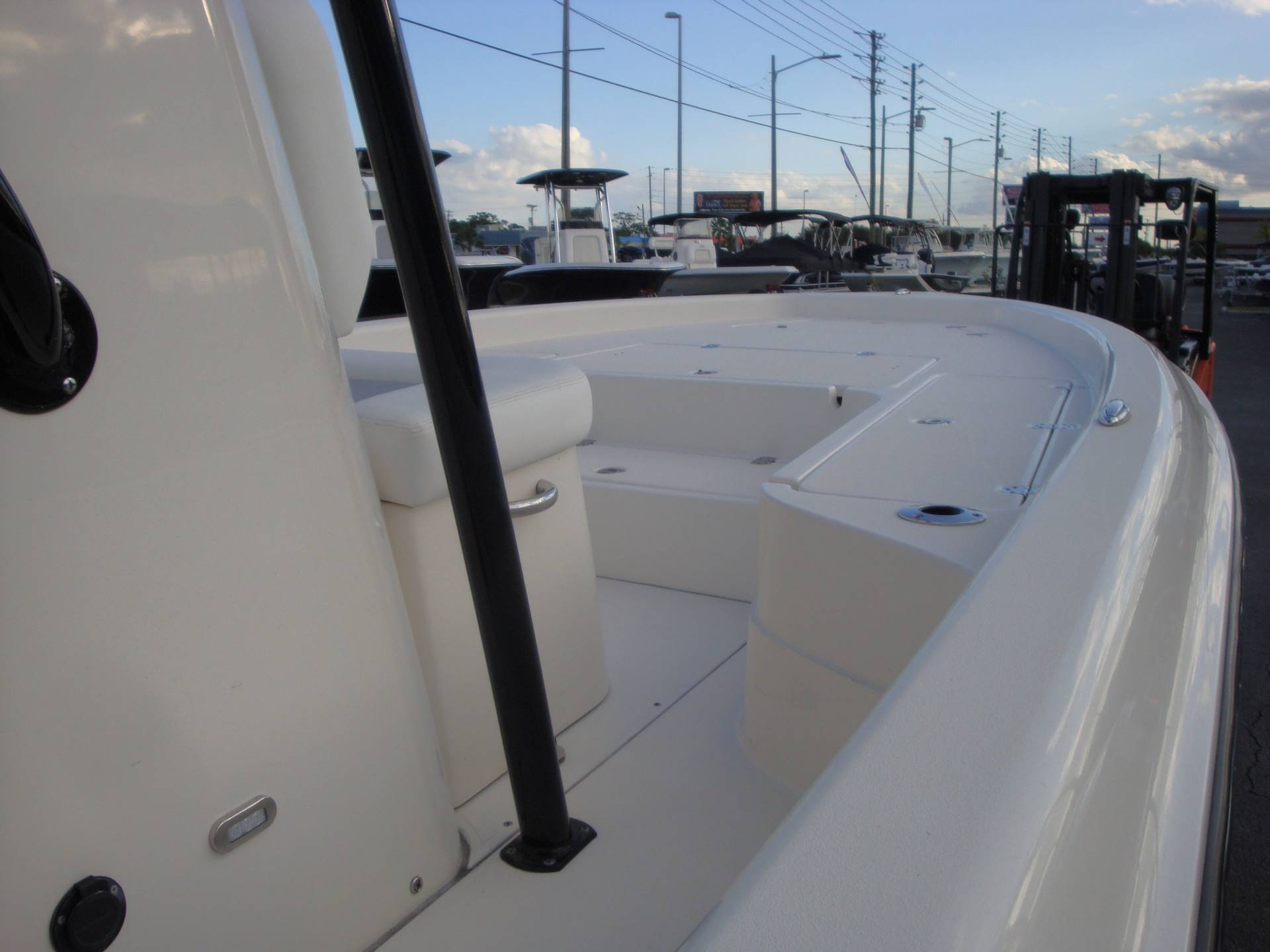2019 ShearWater 23LTZ in Holiday, Florida - Photo 36
