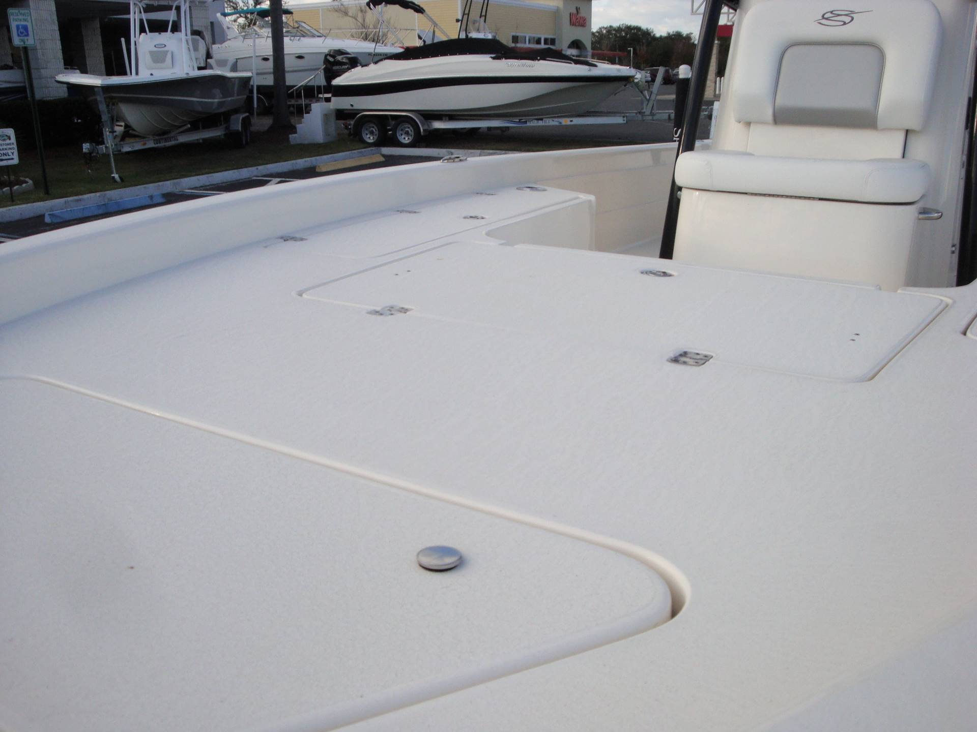 2019 ShearWater 23LTZ in Holiday, Florida - Photo 38