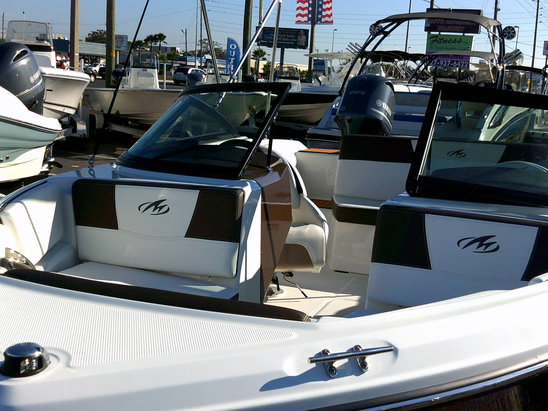 2017 Monterey 196 FS in Holiday, Florida