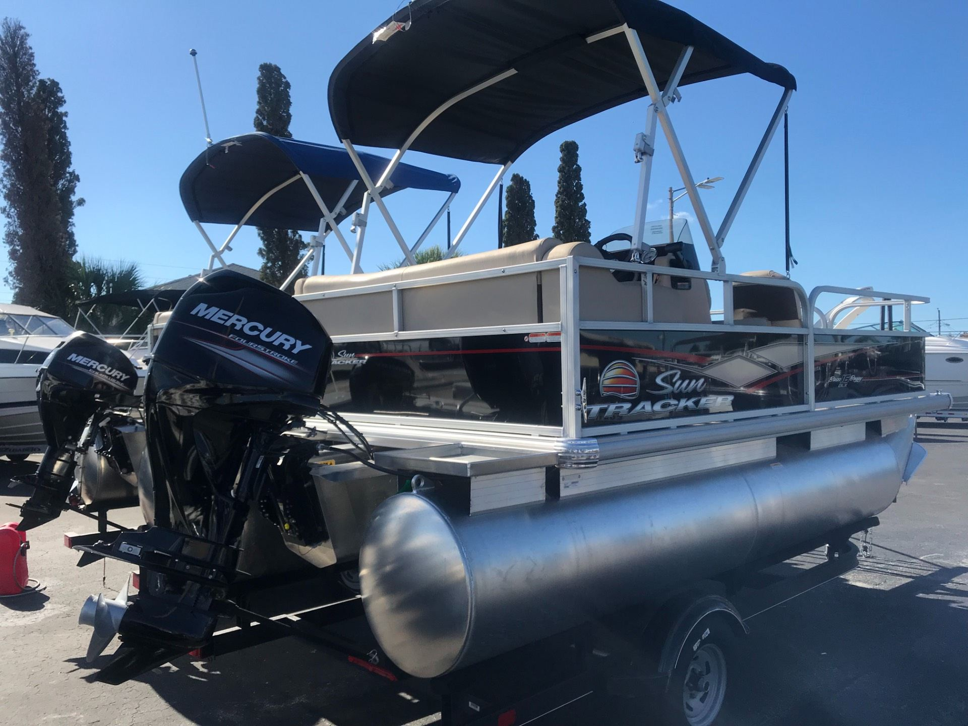 New 2018 Sun Tracker Bass Buggy 16 Small Boats in Holiday, FL