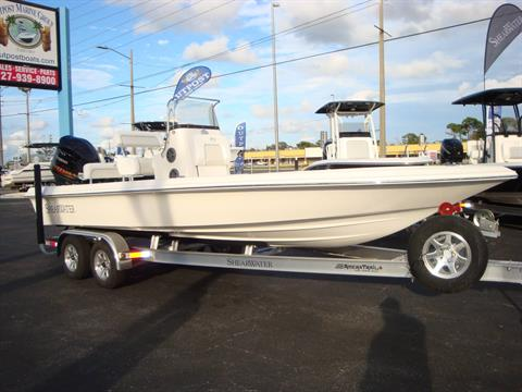 2019 ShearWater 23 TE in Holiday, Florida