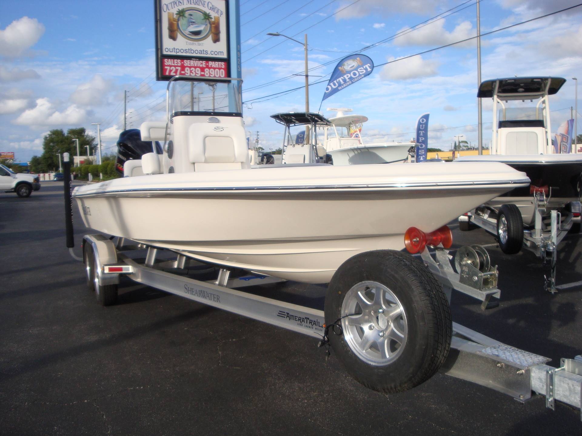 2019 ShearWater 23 TE in Holiday, Florida - Photo 3