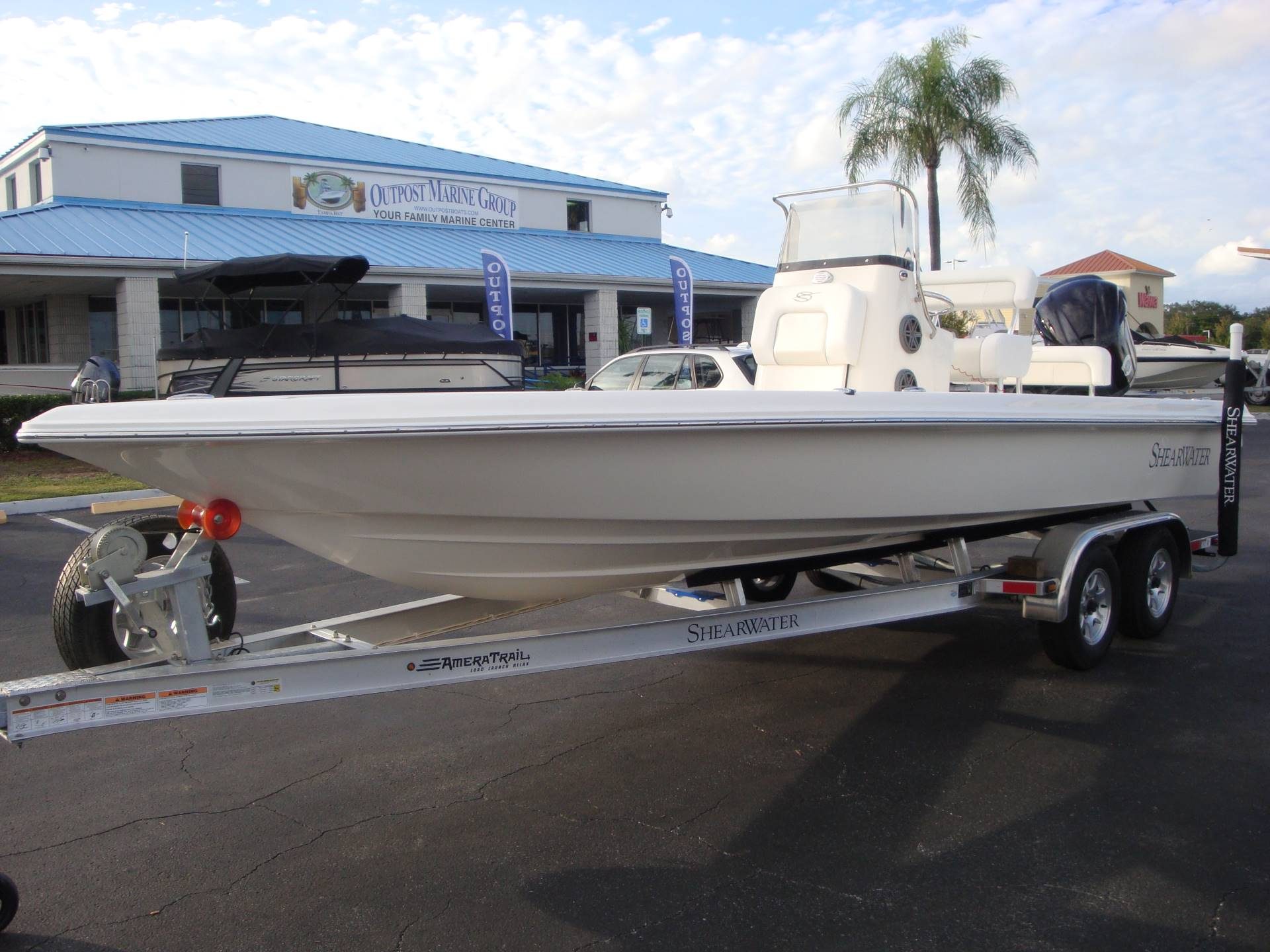 2019 ShearWater 23 TE in Holiday, Florida - Photo 6