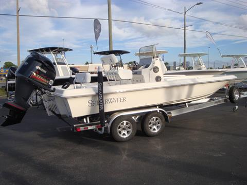 2019 ShearWater 23 TE in Holiday, Florida - Photo 13