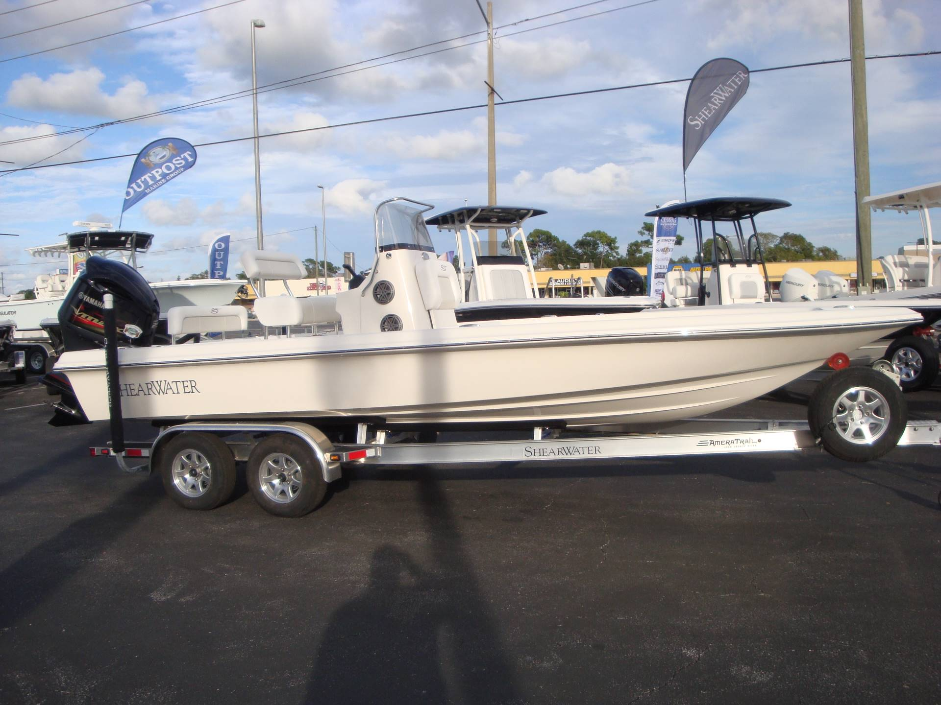 2019 ShearWater 23 TE in Holiday, Florida - Photo 15