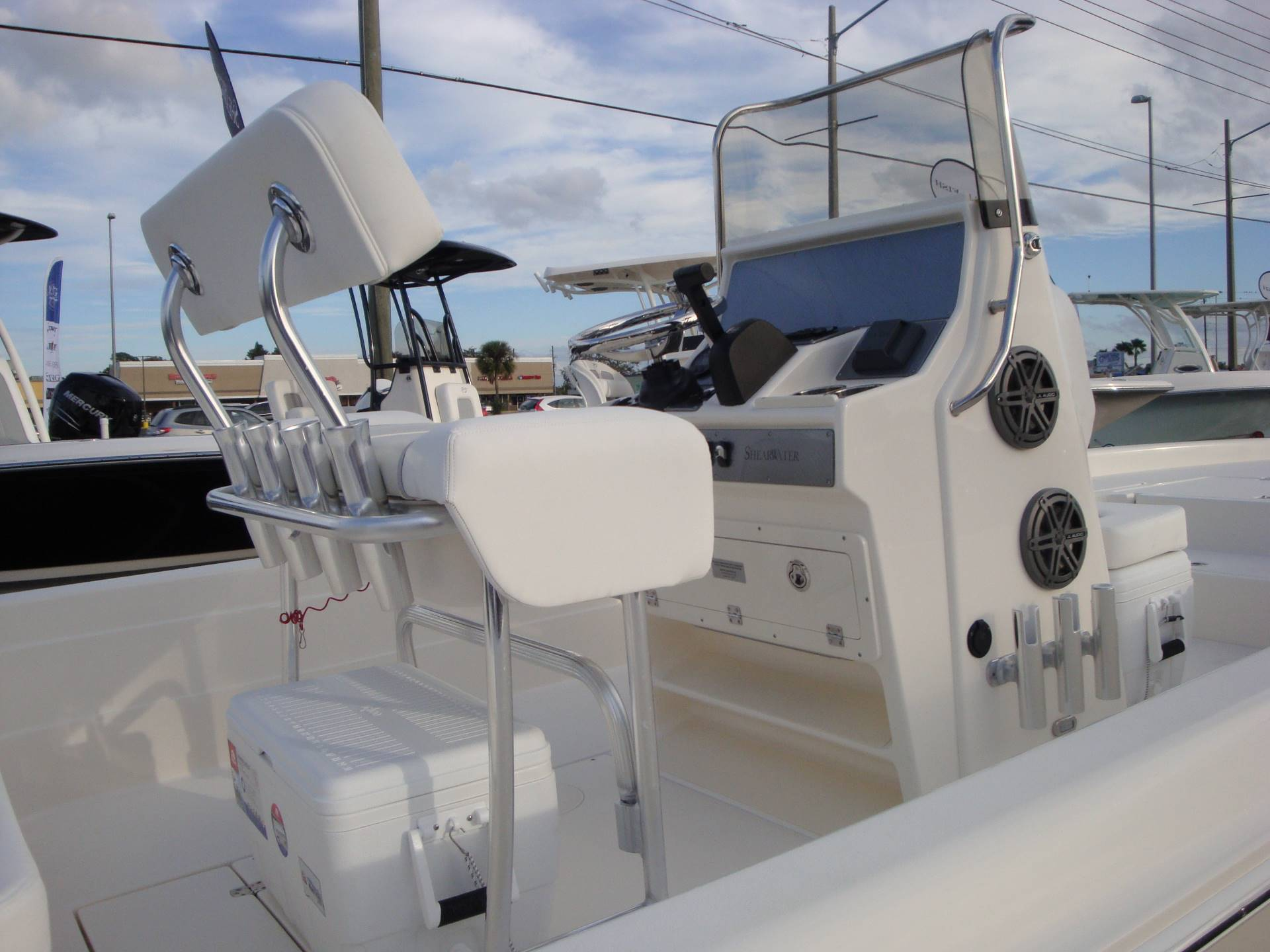 2019 ShearWater 23 TE in Holiday, Florida - Photo 23
