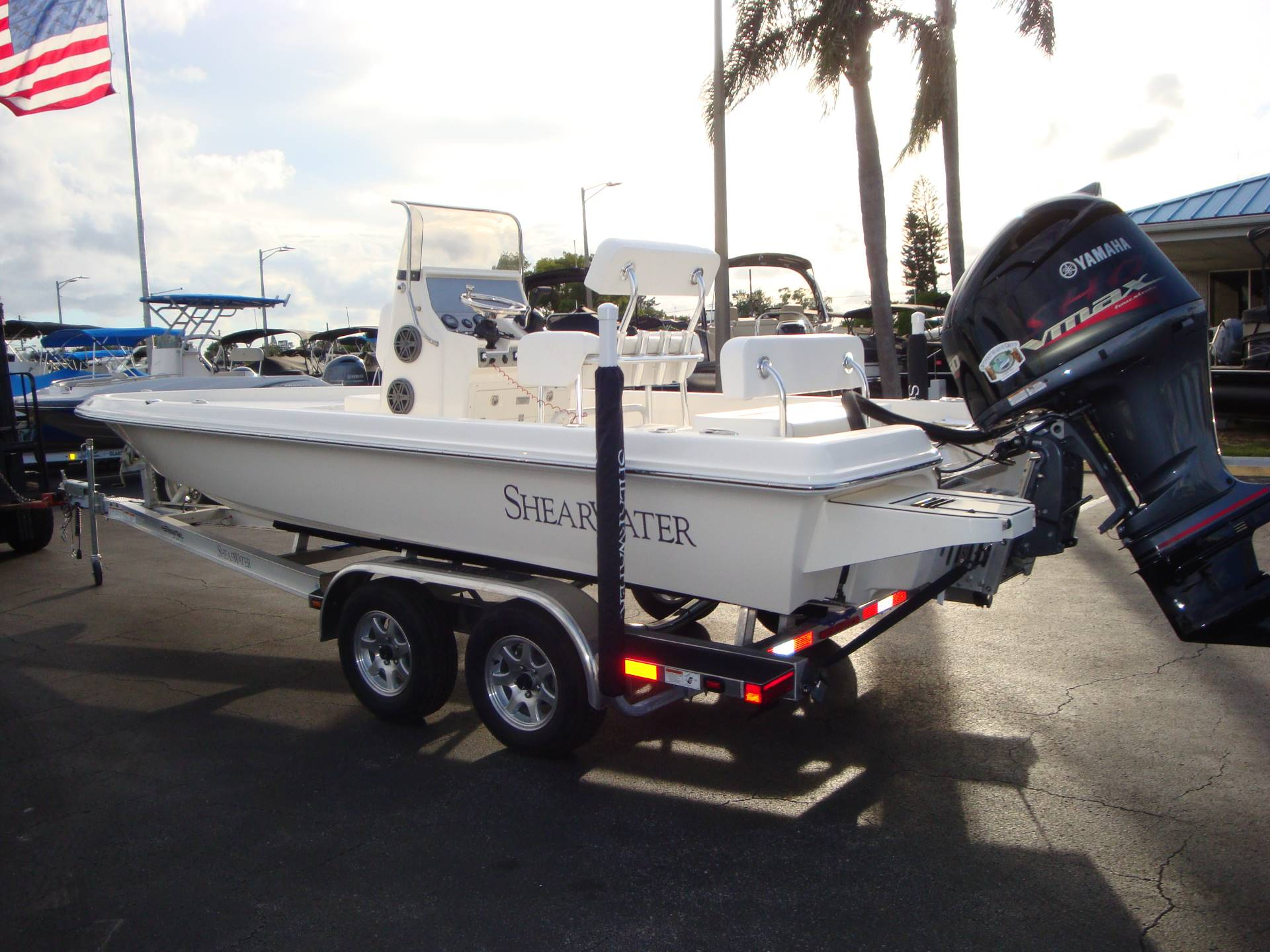 2019 ShearWater 23 TE in Holiday, Florida - Photo 8