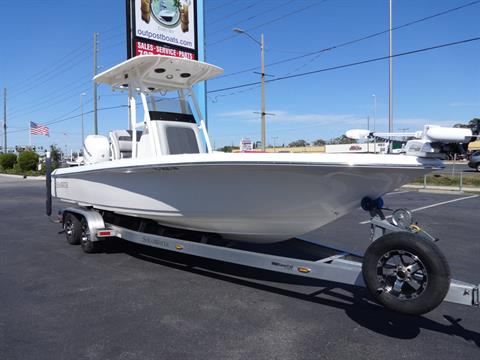 2017 ShearWater 260 Carolina Super Sport in Holiday, Florida