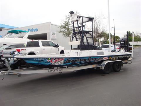 2010 Shoalwater Boats 23 Catamaran in Holiday, Florida
