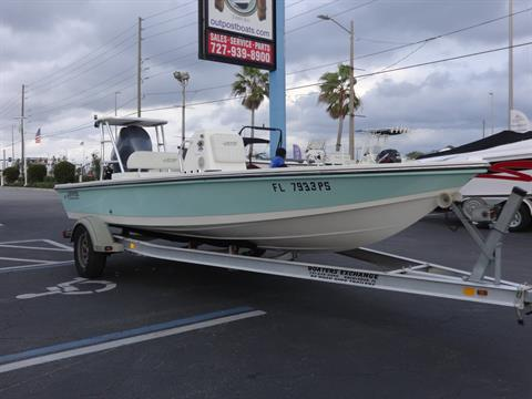 2014 Hewes Redfisher 18 in Holiday, Florida