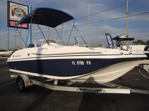 2014 Hurricane SunDeck Sport 188 OB in Holiday, Florida - Photo 5