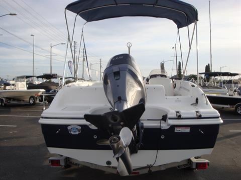 2014 Hurricane SunDeck Sport 188 OB in Holiday, Florida - Photo 11