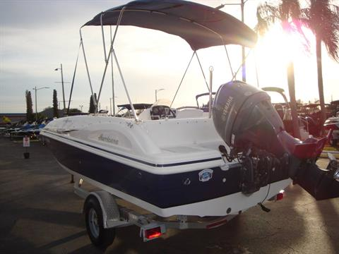 2014 Hurricane SunDeck Sport 188 OB in Holiday, Florida - Photo 13