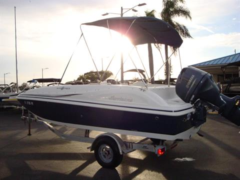 2014 Hurricane SunDeck Sport 188 OB in Holiday, Florida - Photo 14