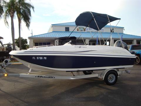 2014 Hurricane SunDeck Sport 188 OB in Holiday, Florida - Photo 16