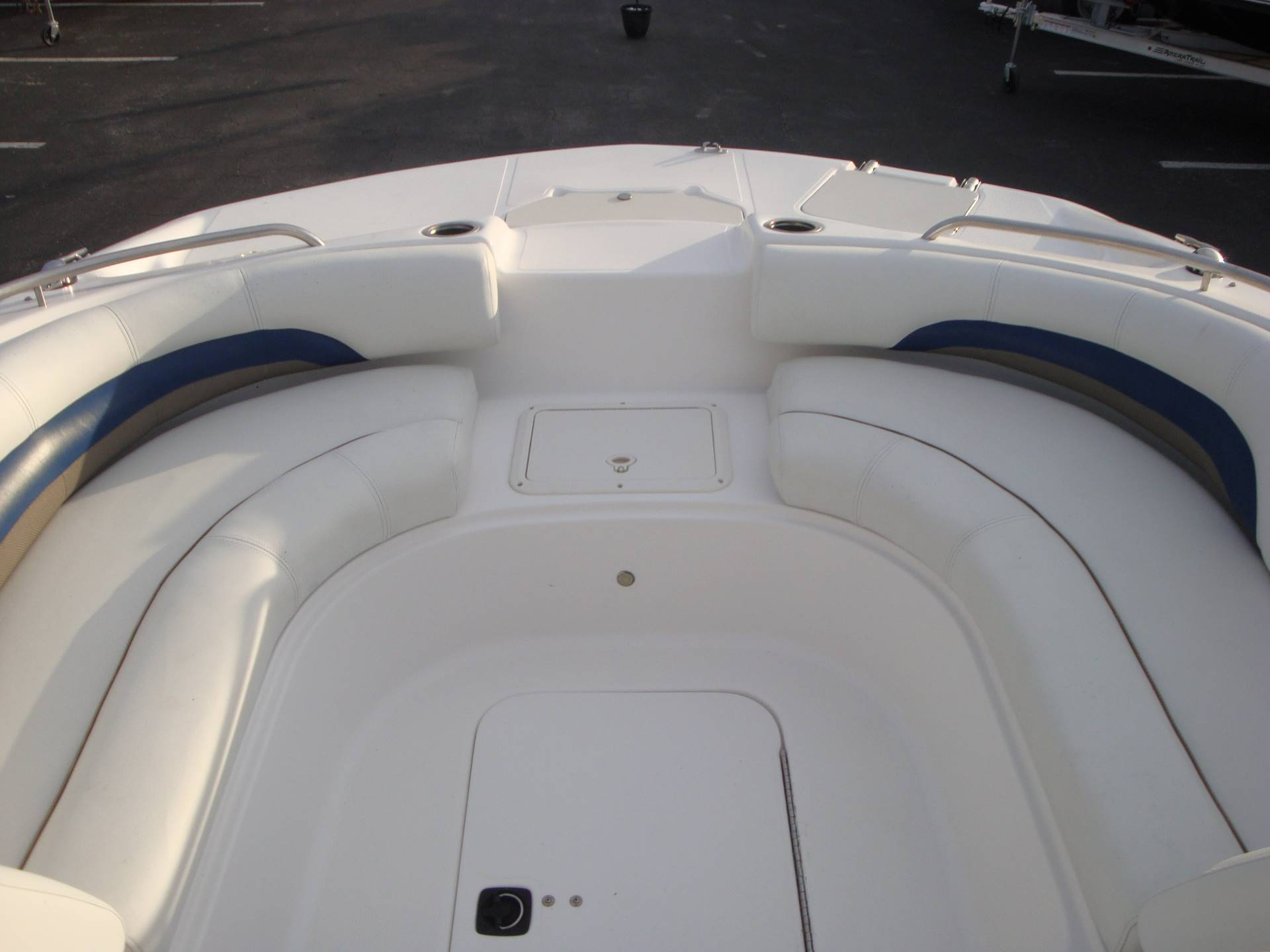 2014 Hurricane SunDeck Sport 188 OB in Holiday, Florida - Photo 26