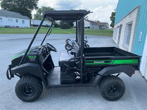 2018 Kawasaki Mule 4010 4x4 SE in Annville, Pennsylvania - Photo 4