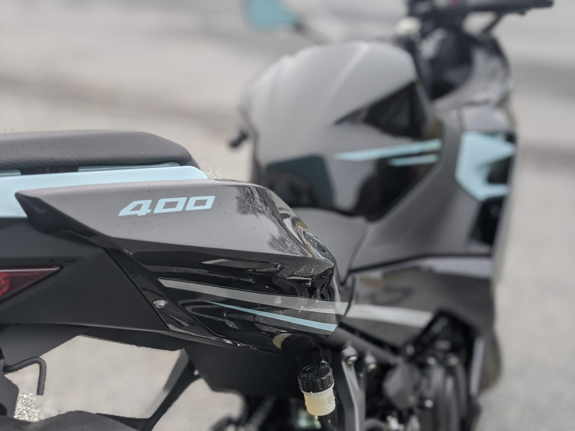2020 Kawasaki Ninja 400 ABS in Annville, Pennsylvania - Photo 4