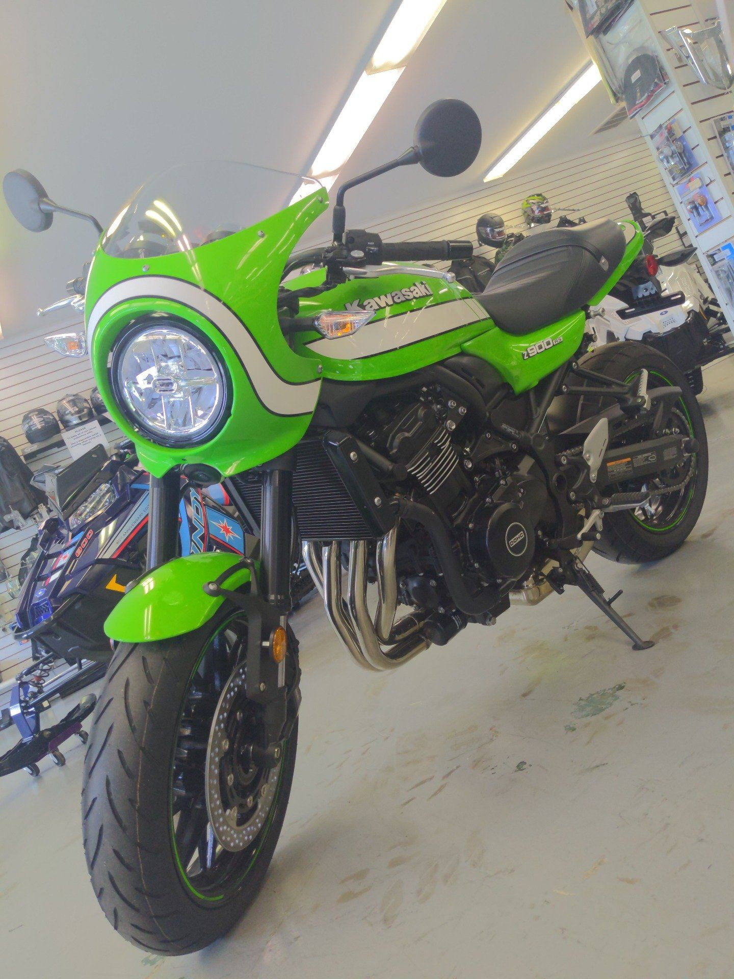 2019 Kawasaki Z900RS Cafe in Annville, Pennsylvania - Photo 2