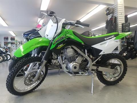 2018 Kawasaki KLX 140 in Annville, Pennsylvania - Photo 1
