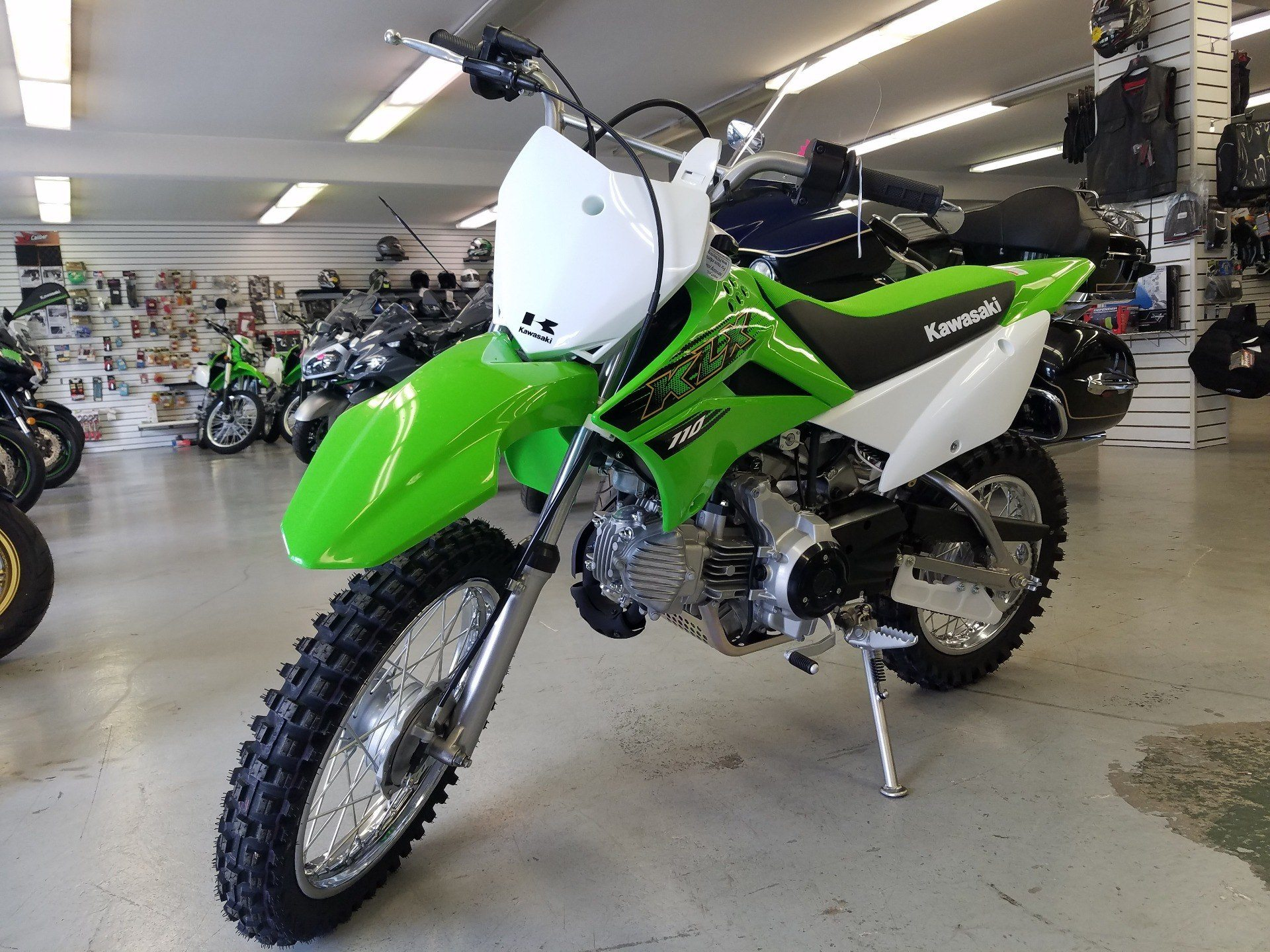 2020 Kawasaki KLX 110 in Annville, Pennsylvania - Photo 2
