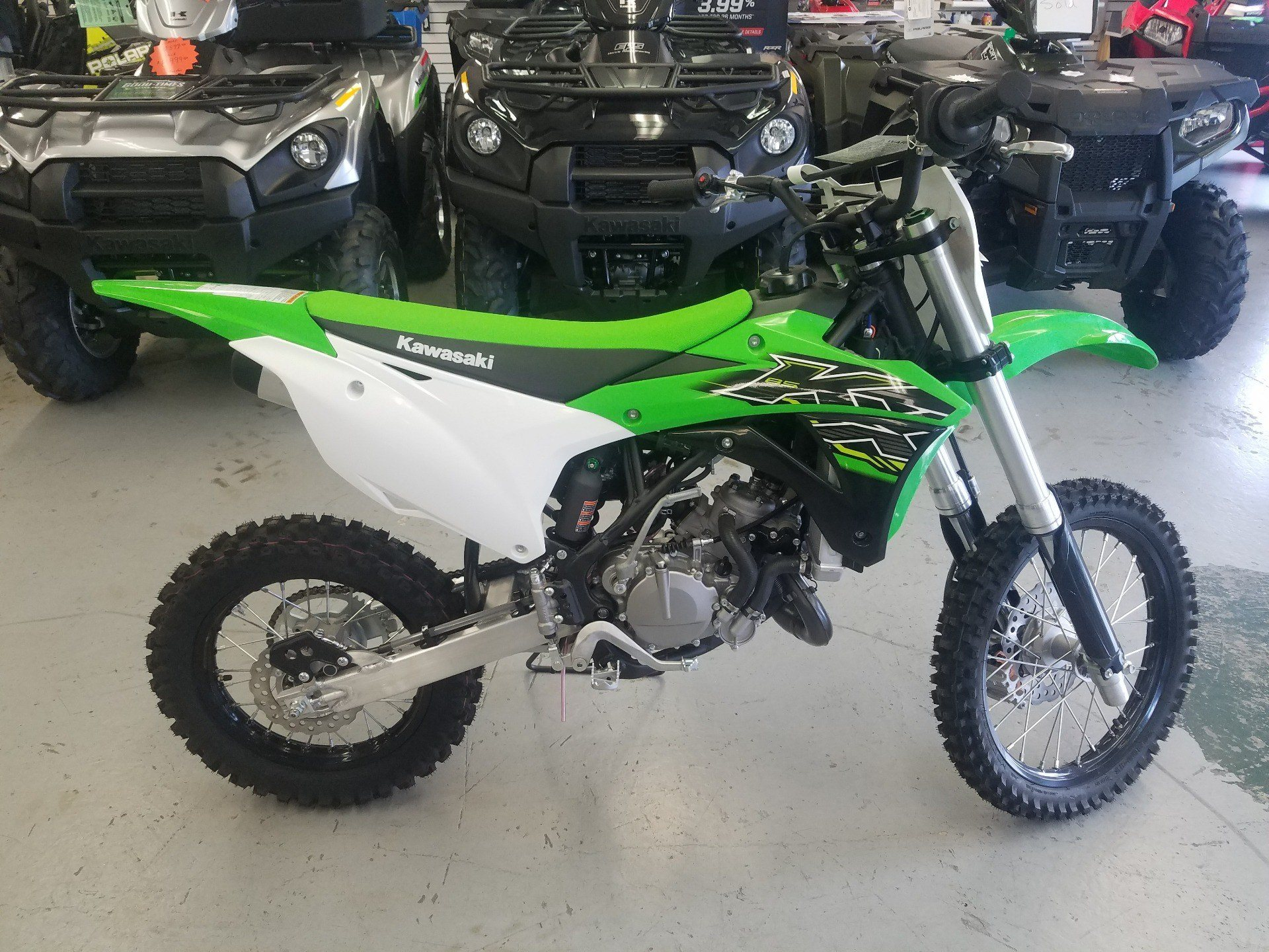 2019 Kawasaki KX 85 in Annville, Pennsylvania - Photo 2
