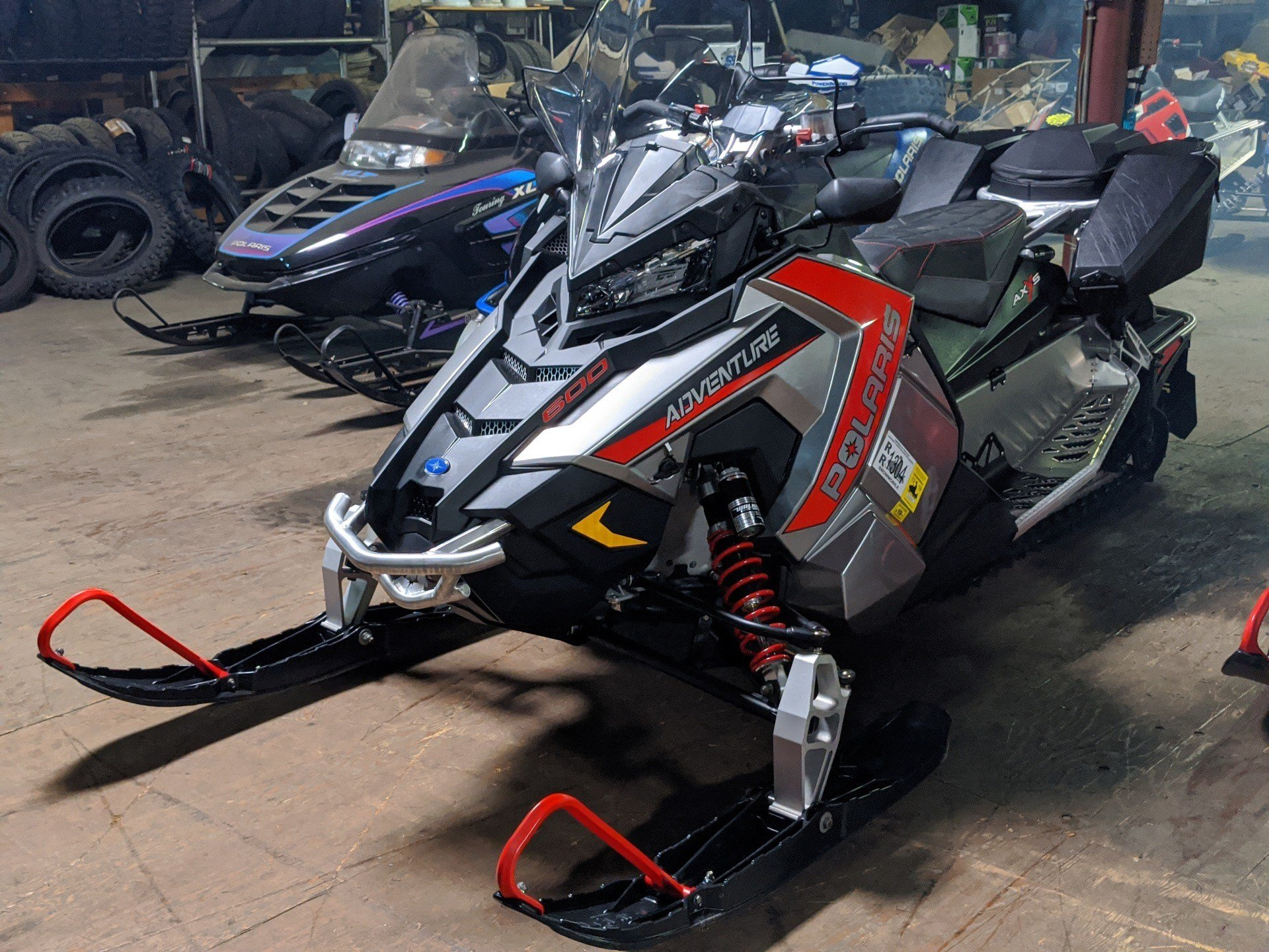 2015 Polaris 600 Switchback® Adventure in Annville, Pennsylvania - Photo 1